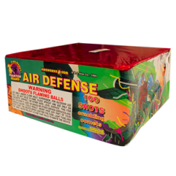 200 Gram Firework Repeater Air Defense