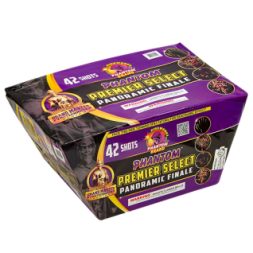500 Gram Firework Repeater Phantom Premier Select Panoramic Finale