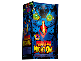 Fireworks Fountains Night Owl