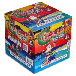 500 Gram Firework Repeater Christmas in July